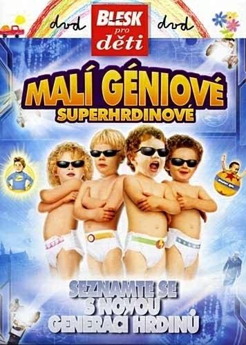 DVD Malí géniové