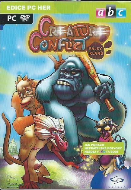 PC HRA Creature conflict: Války klanů