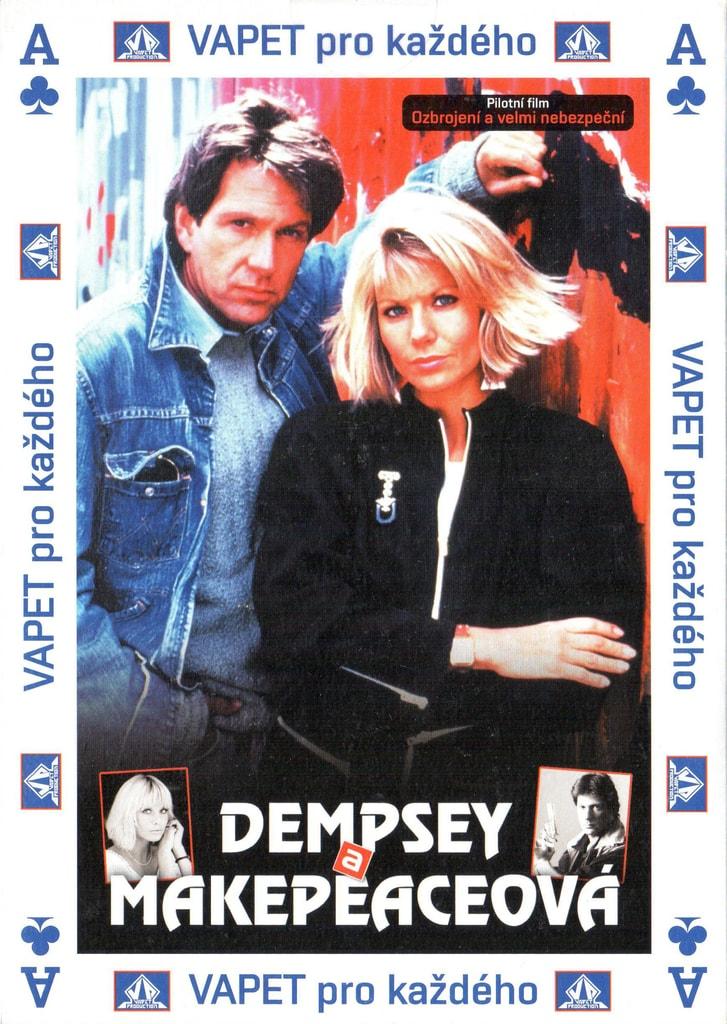 DVD Dempsey a Makepeaceová