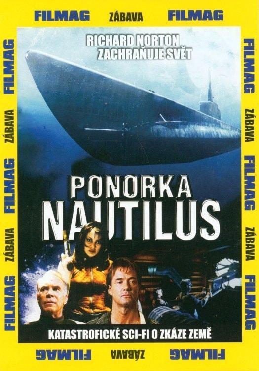 DVD Ponorka Nautilus
