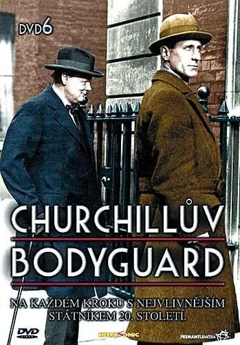 DVD Churchillův bodyguard 6