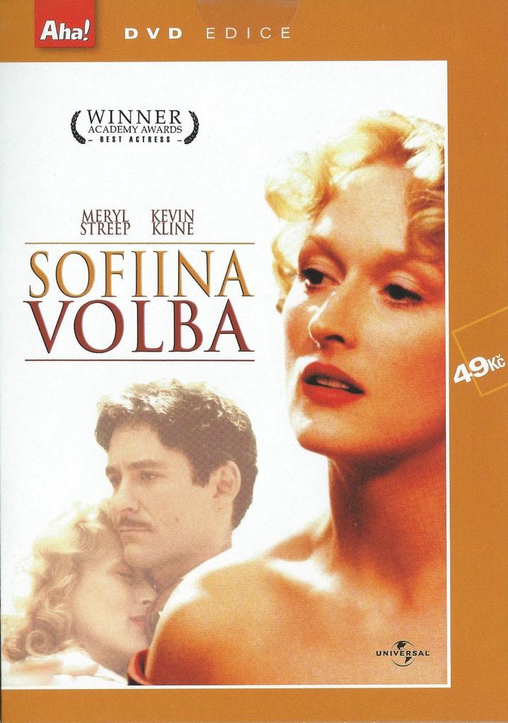 DVD Sofiina volba