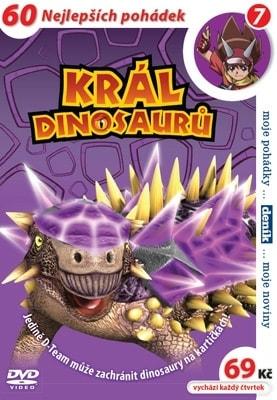 DVD Král dinosaurů 07
