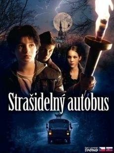 DVD Strašidelný autobus
