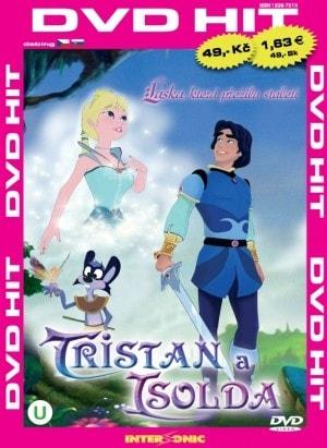 DVD Tristan a Isolda