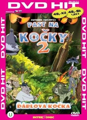 DVD Past na kočky 2