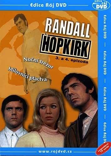 DVD Randall a Hopkirk 3+4