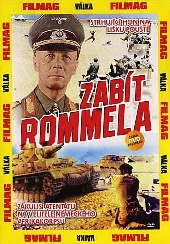DVD Zabít Rommela