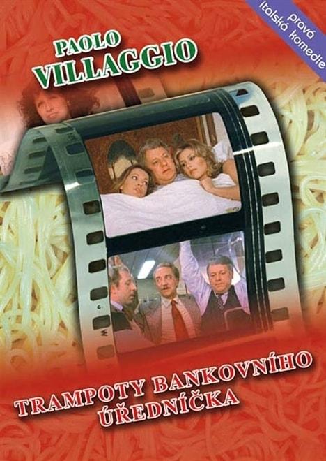 DVD Trampoty bankovního úředníčka