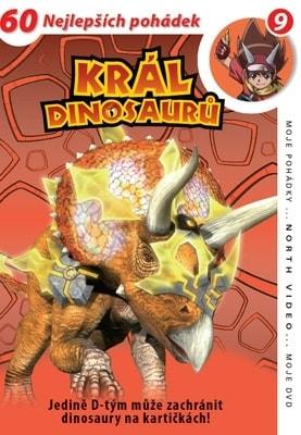 DVD Král dinosaurů 09