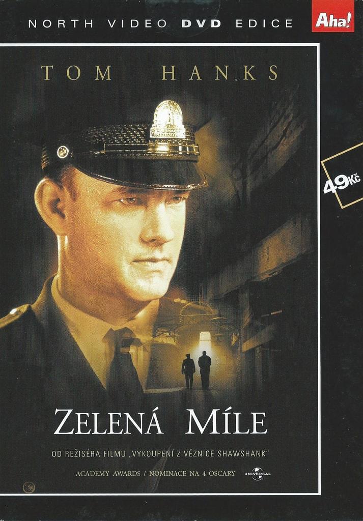 DVD Zelená míle