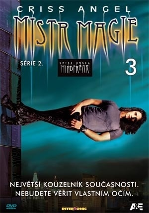 DVD Criss Angel Mistr magie série 2 3