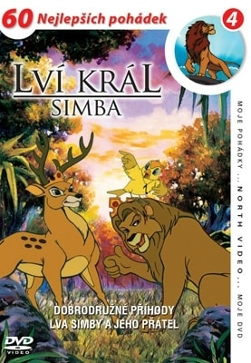 DVD Lví král - Simba 04