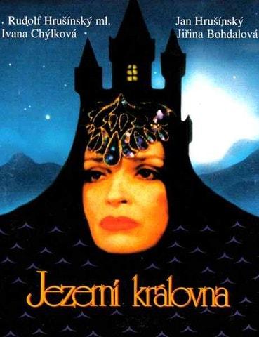 DVD Jezerní královna