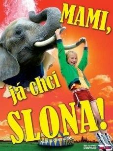 DVD Mami, já chci slona!