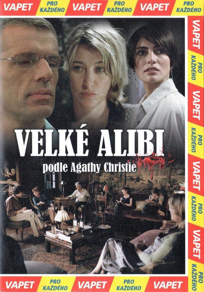 DVD Velké alibi