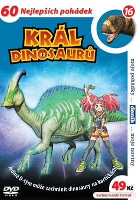 DVD Král dinosaurů 16