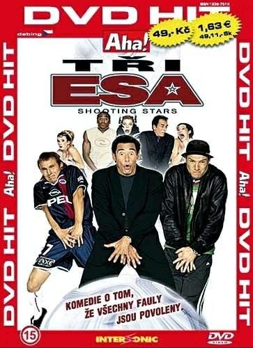 DVD Tři esa