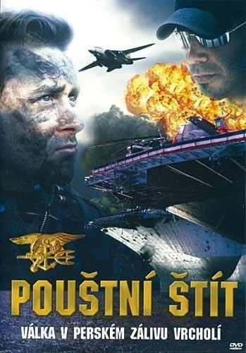 DVD Pouštní štít