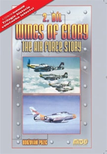 DVD Wings of Glory II: Udržování pozic (Slim box)