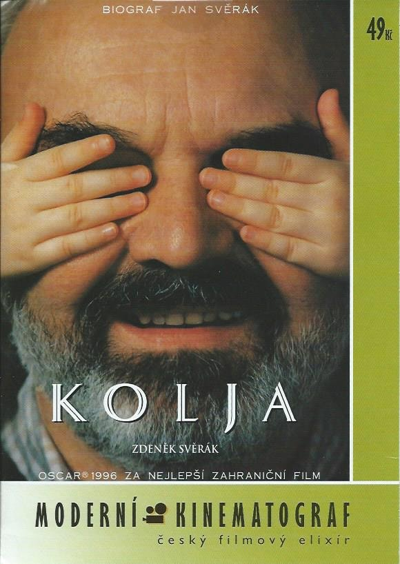 DVD Kolja