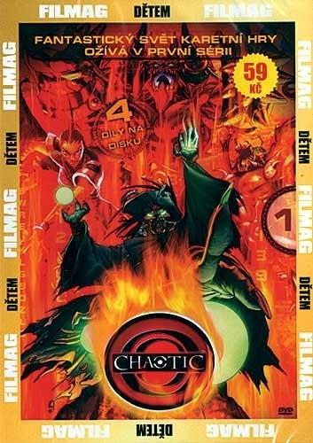 DVD Chaotic 1 (Slim box)