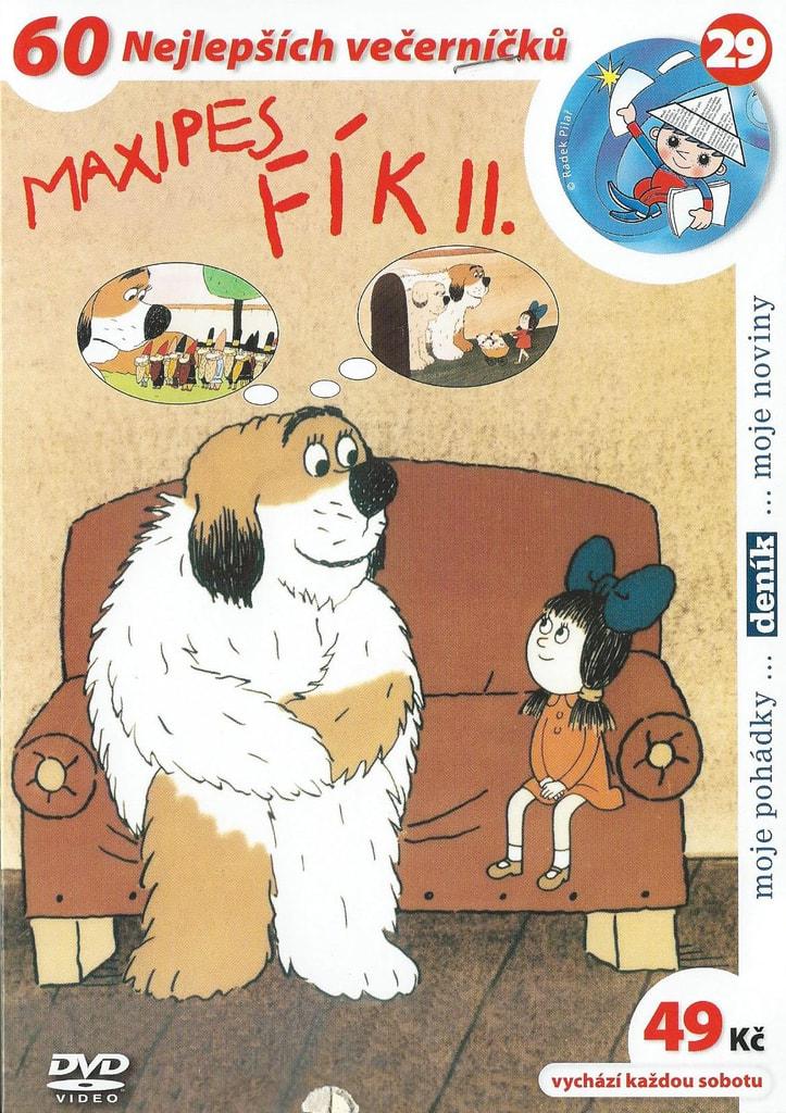 DVD Maxipes Fík II.