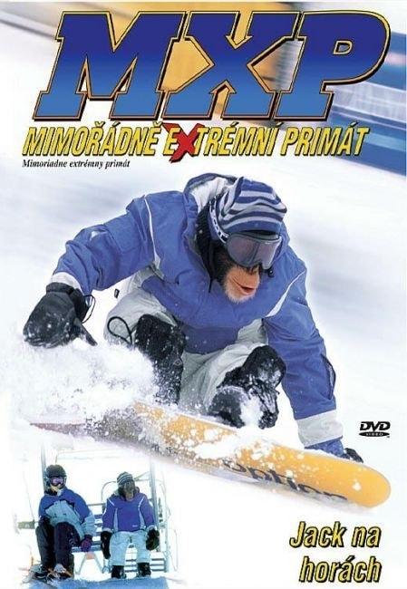 DVD MXP - Mimořádně extrémní primát