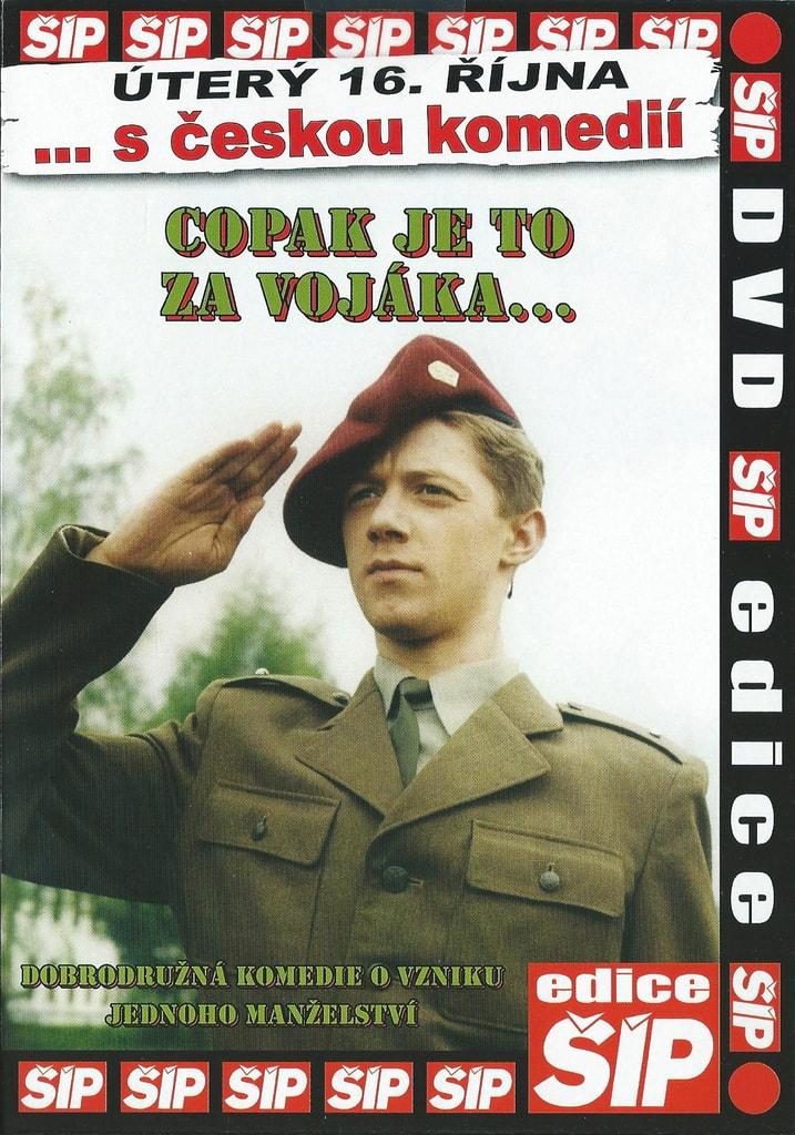 DVD Copak je to za vojáka...