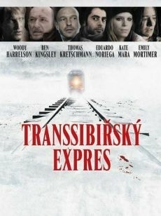 DVD Transsibiřský expres