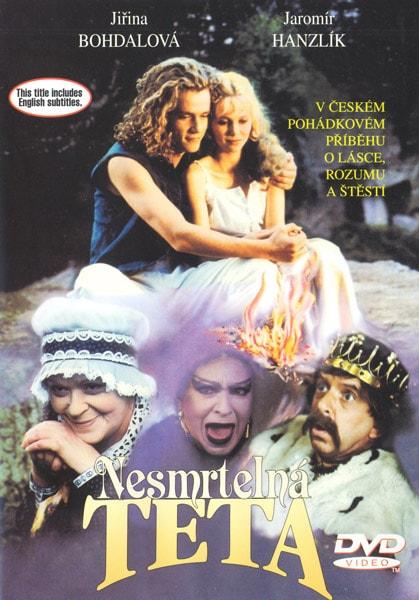 DVD Nesmrtelná teta