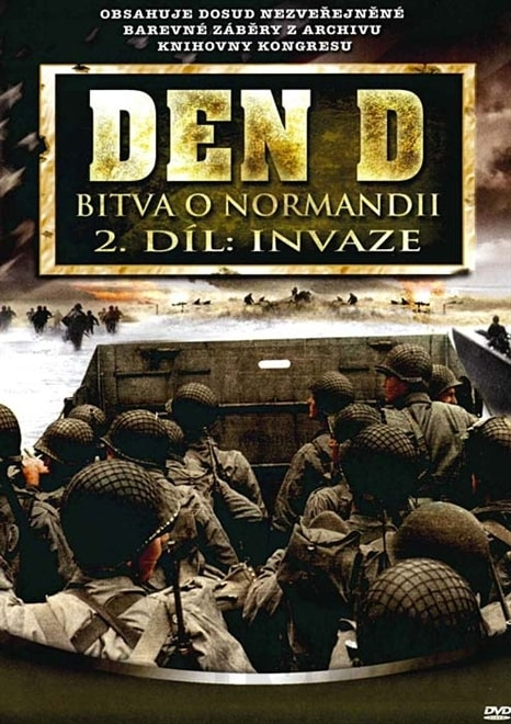 DVD Den D: Bitva o Normandii 2 (Slim box)