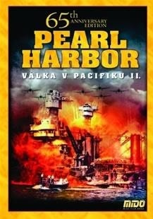 DVD Pearl Harbor: válka v Pacifiku II. díl (Slim box)