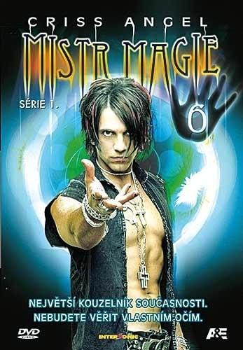 DVD Criss Angel Mistr magie série 1 6