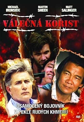 DVD Válečná kořist