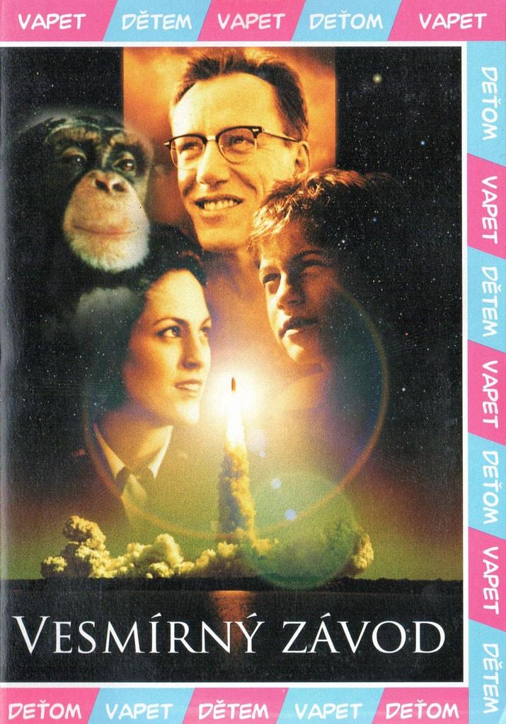 DVD Vesmírný závod