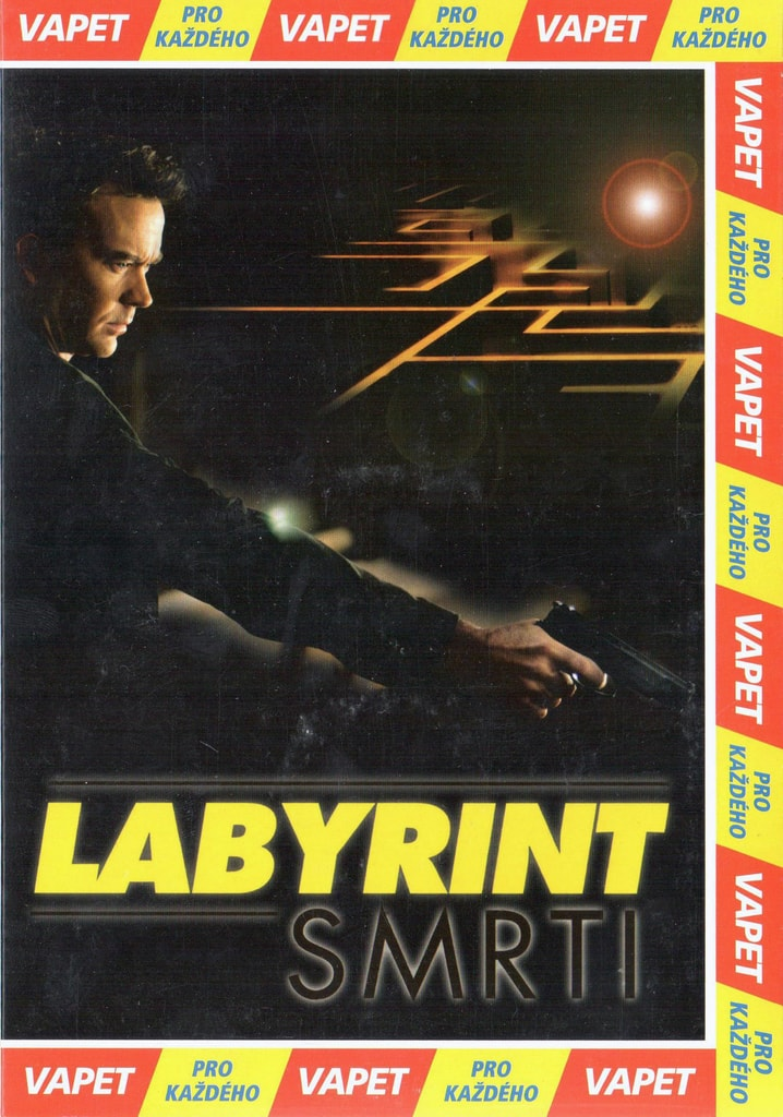 DVD Labyrint smrti