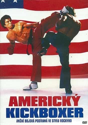 DVD Americký kickboxer