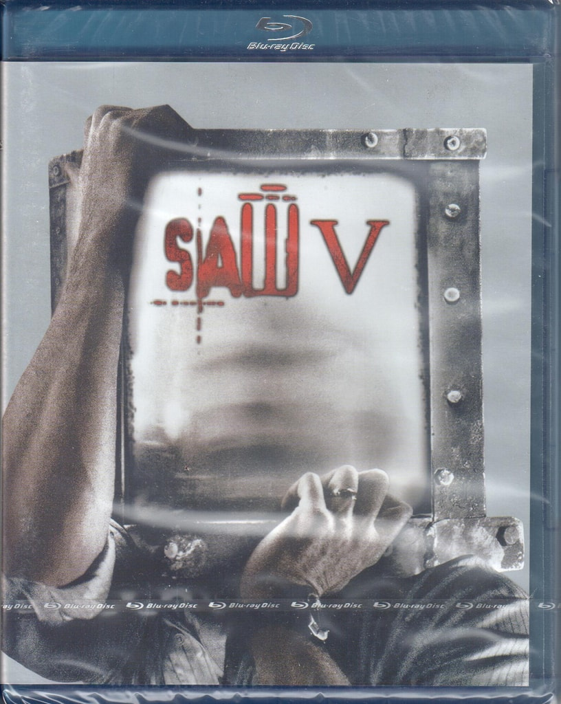 Blu-ray Saw V
