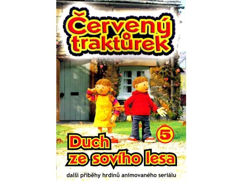 DVD Červený traktůrek 5