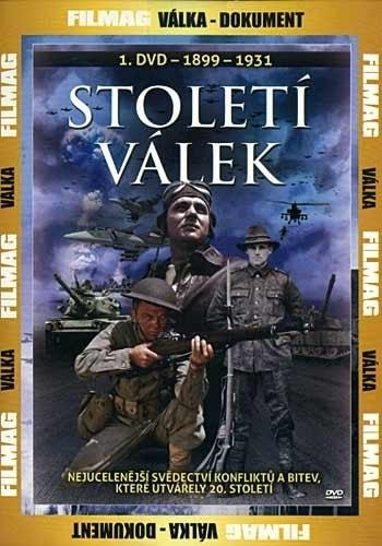 DVD Století válek 1