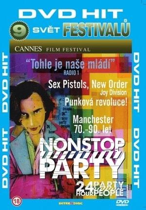 DVD Nonstop párty