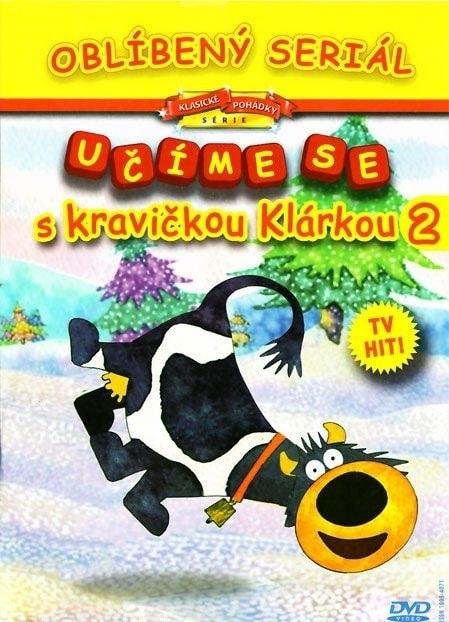 DVD Učíme se s kravičkou Klárkou 2