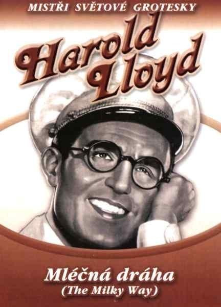 DVD Harold Lloyd: Mléčná dráha