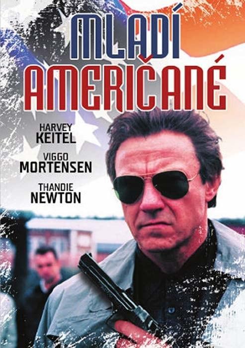 DVD Mladí Američané (Slim box)