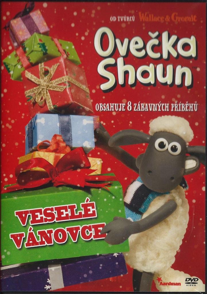 DVD Ovečka Shaun - Veselé vánovce