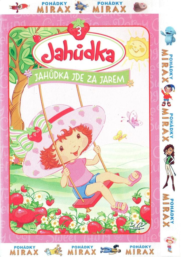 DVD Jahůdka 3
