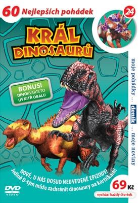 DVD Král dinosaurů 24