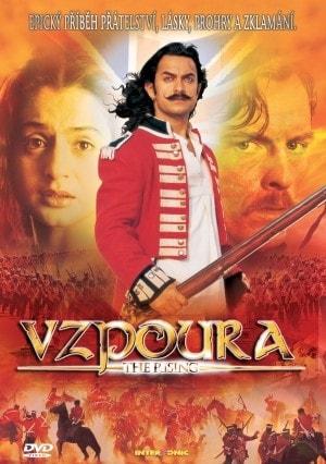 DVD Vzpoura