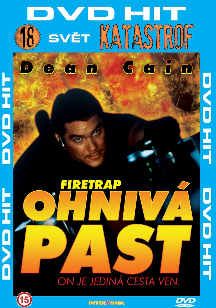 DVD Ohnivá past